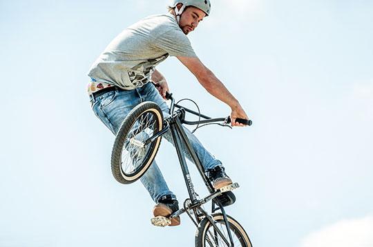 BMX trükkök » Kerék