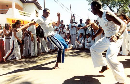 Capoeira trükkök » Akrobatika