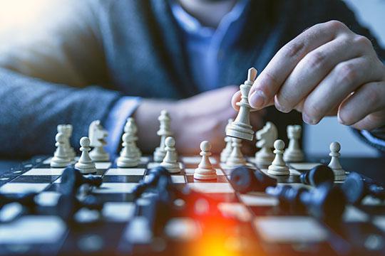 Sakk trükkök » Sáncolás